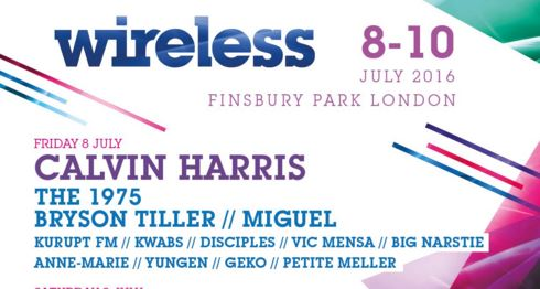 Wireless Festival 2016 lineup leaves people NOT happy with