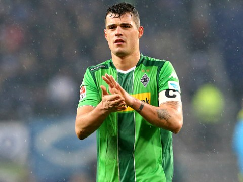 Arsenal close on Granit Xhaka transfer as Arsene Wenger meets agent