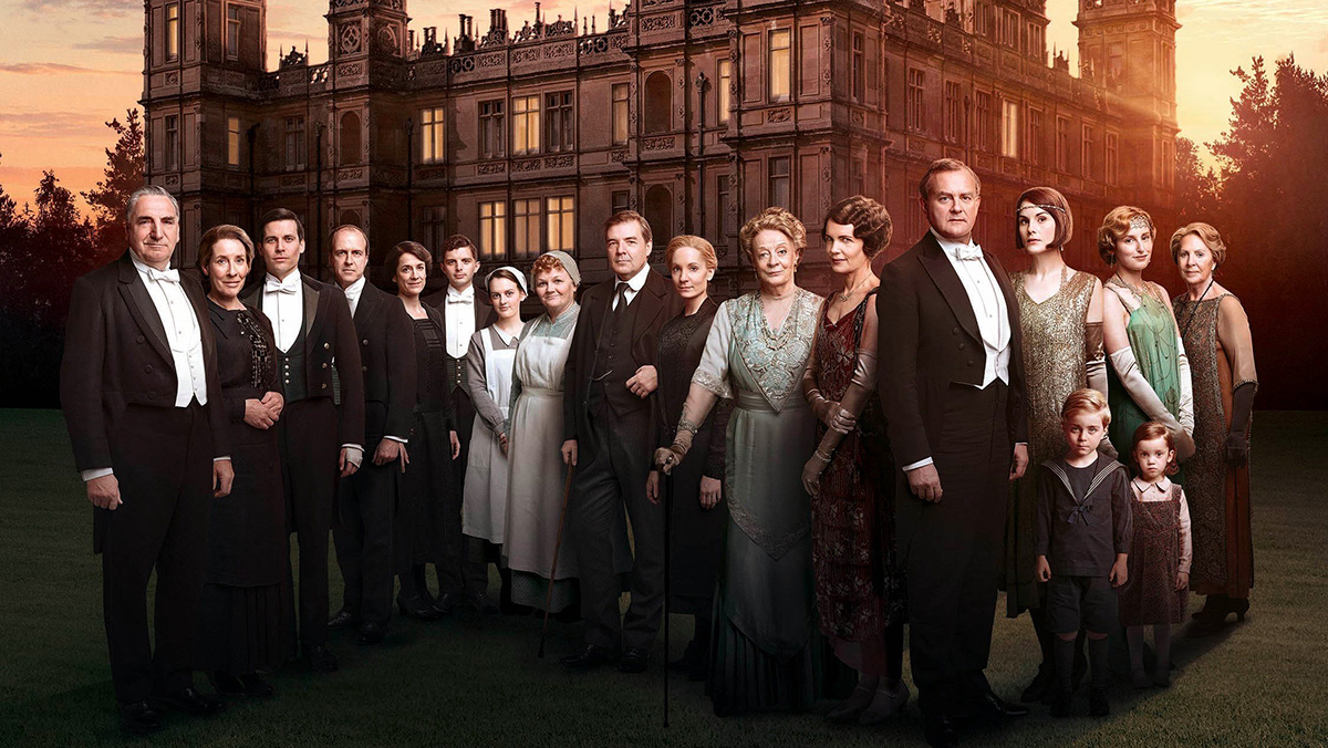 Julian Fellowes reveals original Downton Abbey cast may not return for film