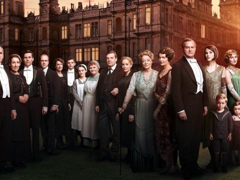 Julian Fellowes reveals original Downton Abbey cast may not return for film