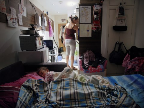 These are the women living in Britain's social housing system