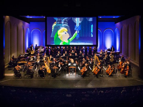 Zelda Symphony Orchestra: Why we should pay more attention to music in video games