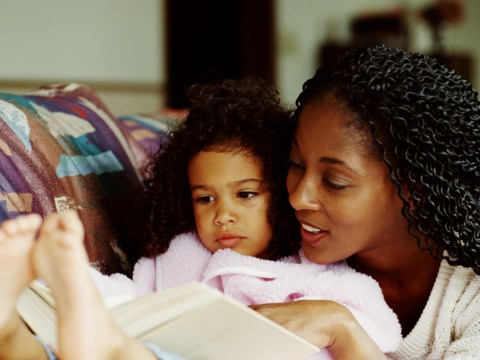 This website will make up a personalised bedtime story for your kids