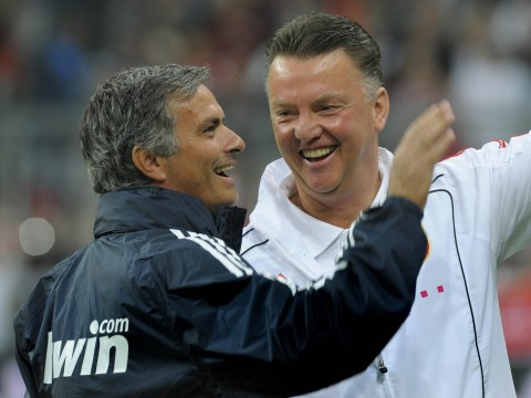 Jose Mourinho and Louis van Gaal both believe they will be Manchester United manager next season, says Guillem Balague