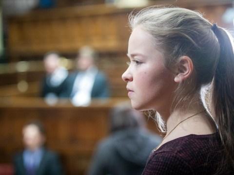 Emmerdale spoilers: Liv's testimony to derail Aaron's case against Gordon?