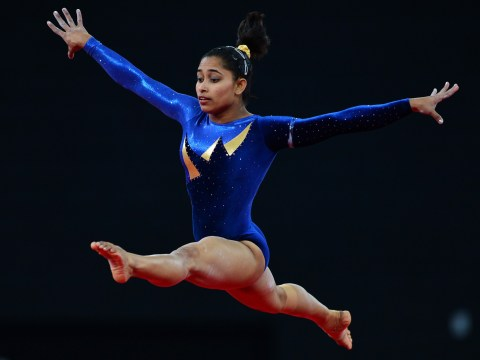 Dipa Karmakar becomes the first Indian female gymnast to qualify for the Olympic Games