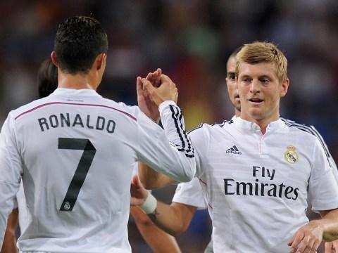 Manchester United rekindle interest in Real Madrid midfielder Toni Kroos