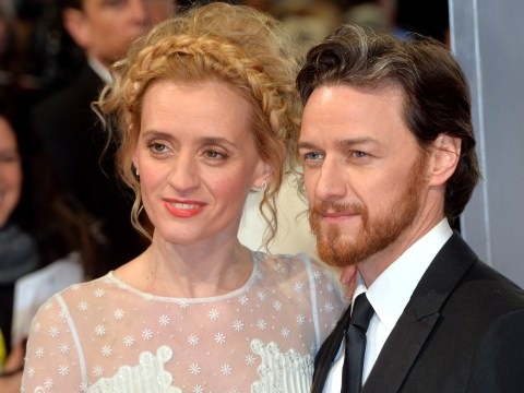 James McAvoy and Anne-Marie Duff to live together for the 'foreseeable future' despite split