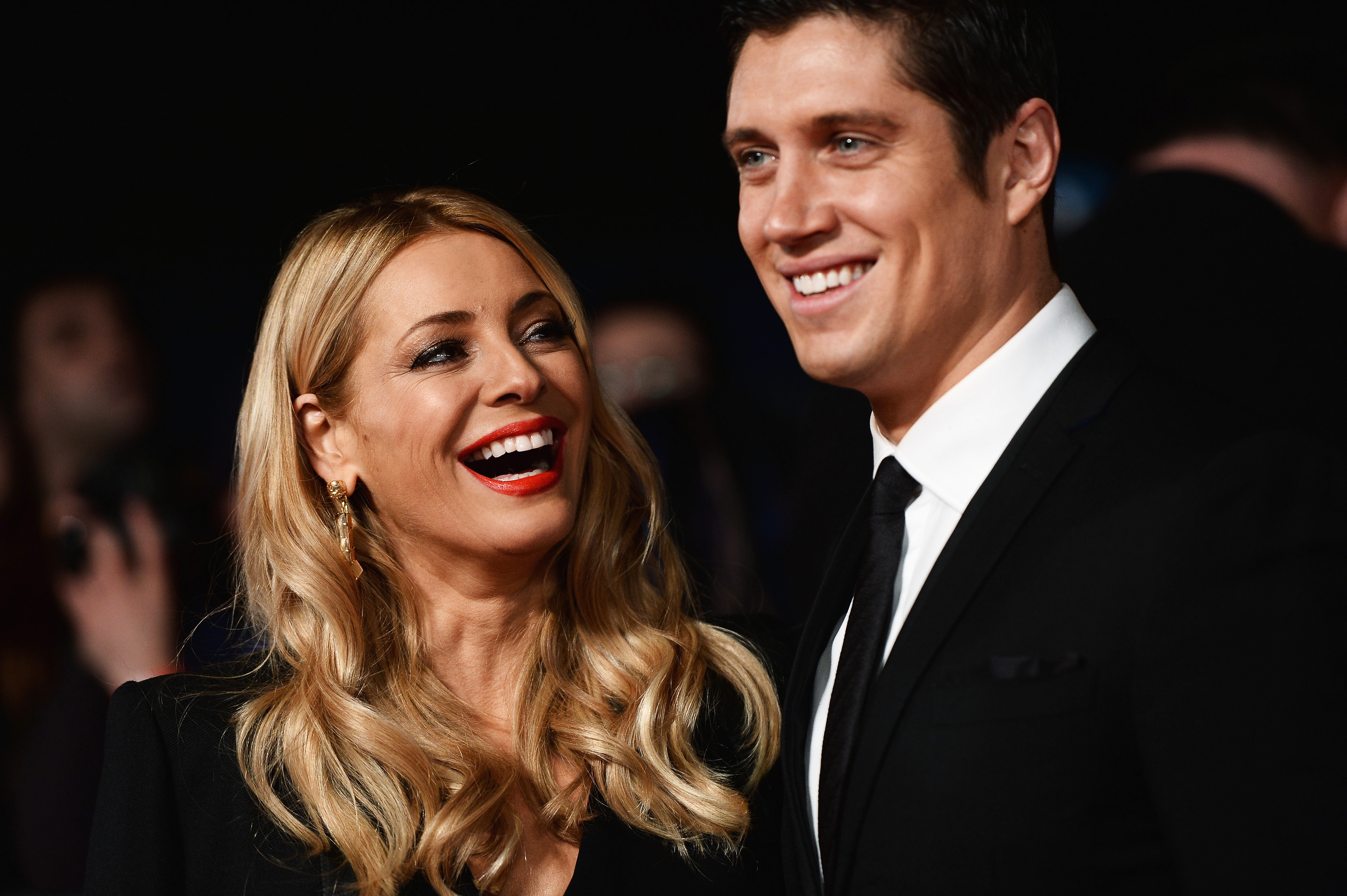 Tess Daly 'vows to stand by Vernon Kay': 'I won't let this woman ruin my marriage'
