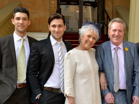 Lynda Bellingham's widower Michael Pattemore responds to her sons' claims he gave them just £750 from her will