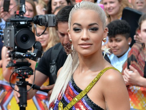 The X Factor in massive shake-up as Rita Ora 'quits to focus on Fifty Shades Of Grey sequel'