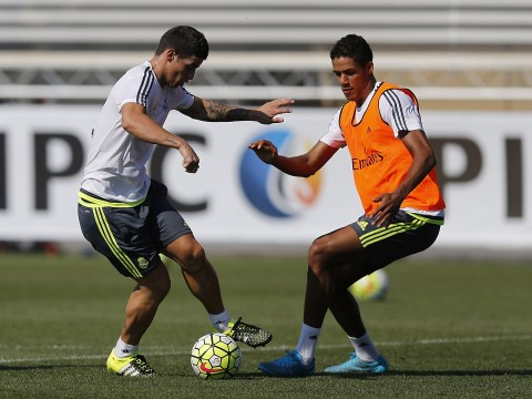 Rumour: Jose Mourinho wants Manchester United to seal transfers for James Rodriguez and Raphael Varane