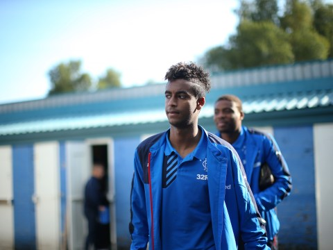Arsenal's Gedion Zelalem hints at Rangers stay in summer transfer window