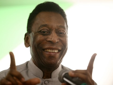 Leicester City's title challenge is no shock to Brazilian legend Pele