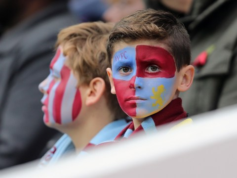 Aston Villa relegated from Premier League after defeat to Manchester United