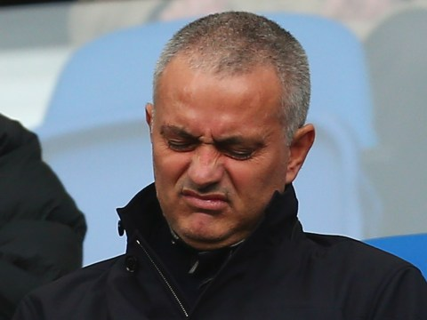 Major stumbling block to Jose Mourinho becoming Manchester United manager