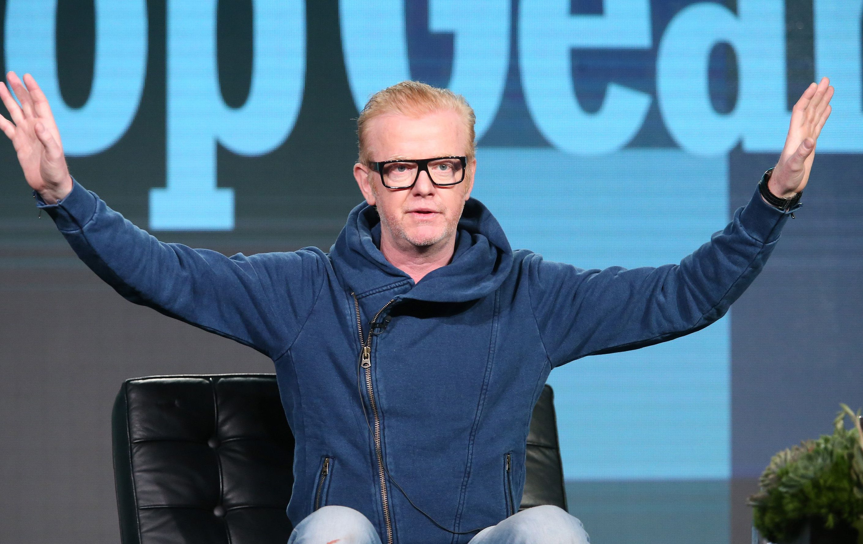 The BBC have sensationally defended Chris Evans after he has come under repeated scrutiny for 'diva' behaviour on Top Gear (Picture: Getty)
