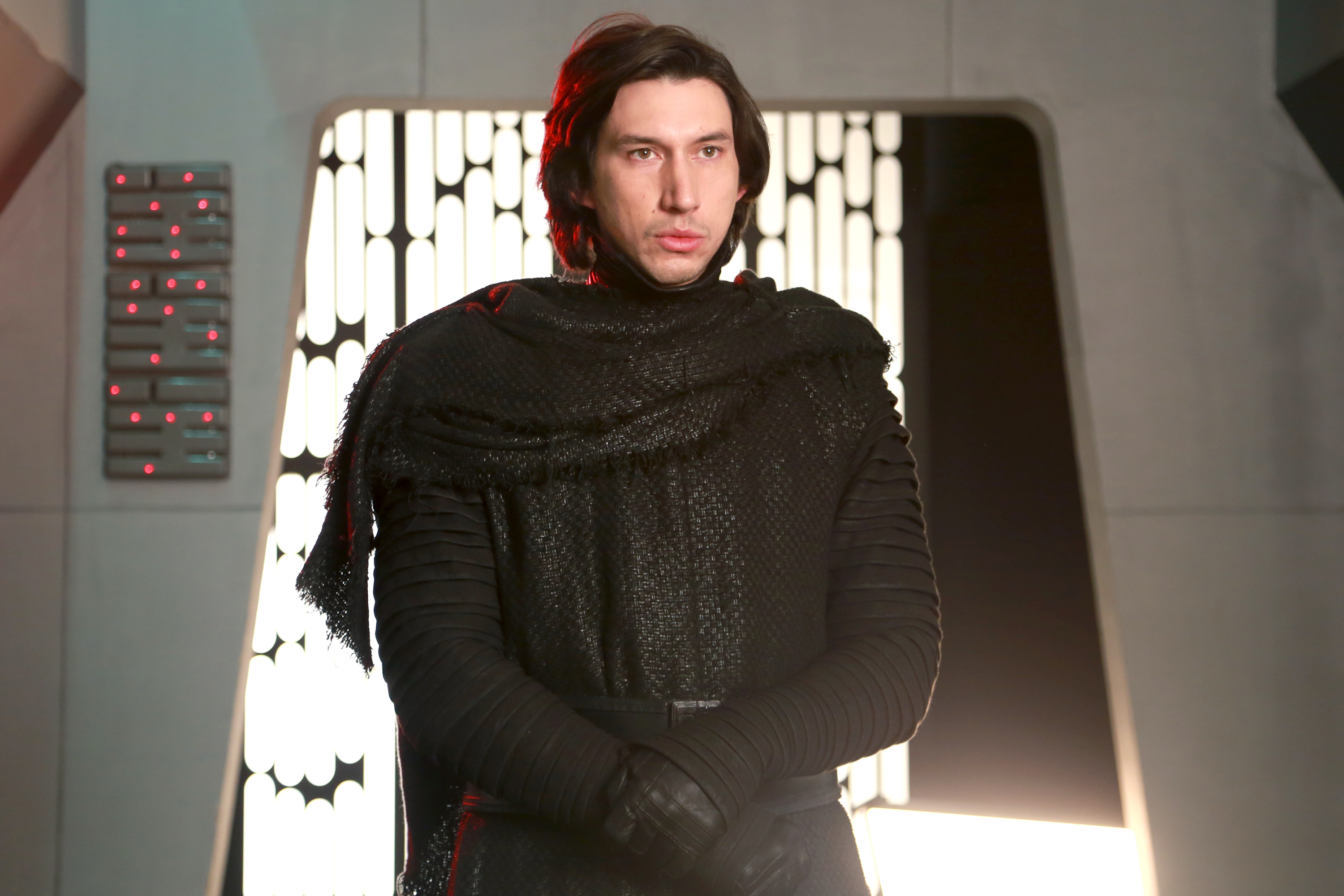 Adam Driver opens up about what to expect from Kylo Ren in Star Wars: Episode 8