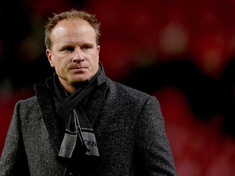 Arsenal legend Dennis Bergkamp claims Gunners' defence has cost them Premier League shot