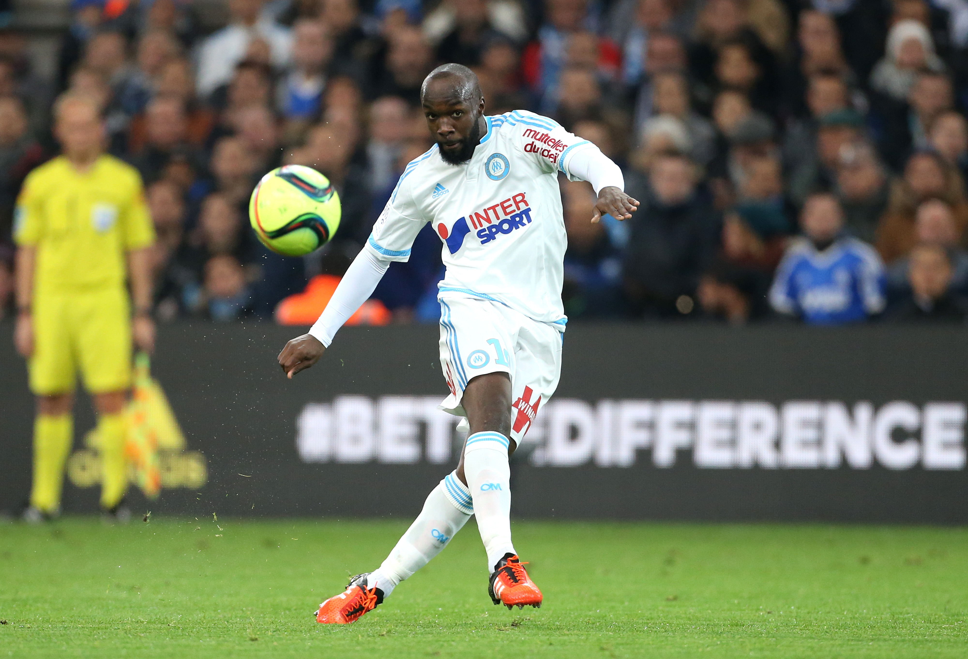 Rumour: Jose Mourinho ready to bring Lassana Diarra to Manchester United in summer transfer window