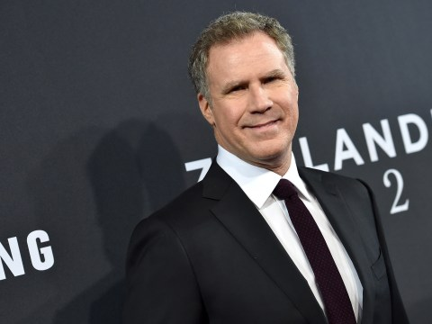 Will Ferrell is about to play another US president