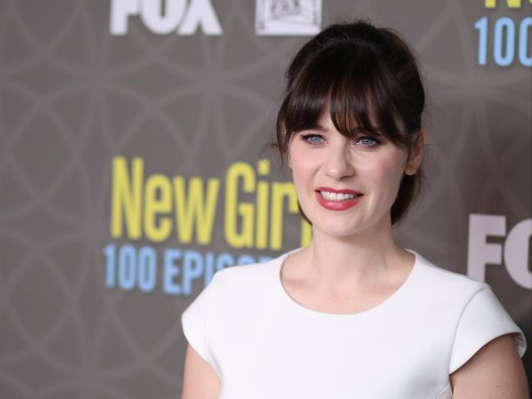 Zooey Deschanel thinks post-baby body expectations are beyond ridiculous