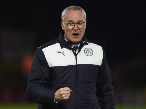 Leicester City are bottom of the Premier League table…for injuries