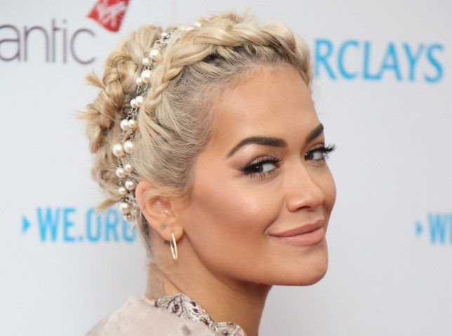 Rita Ora has denied that she is Becky with the good hair (Photo by Mike Marsland/Mike Marsland/WireImage)