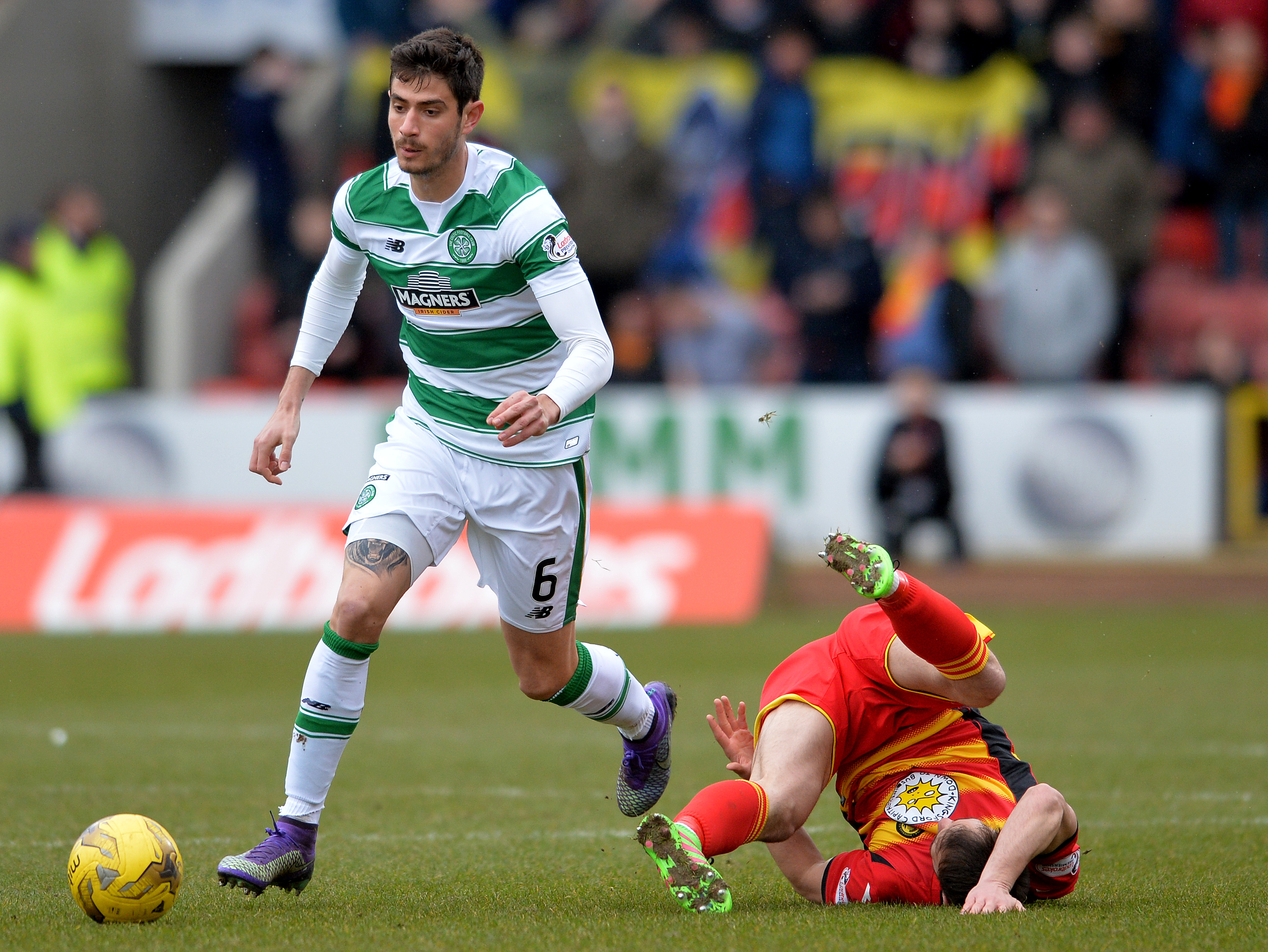Nir Bitton admits he could not turn down Arsenal transfer move