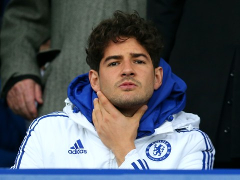 Chelsea fans lose it after Alexandre Pato fails to start v Aston Villa