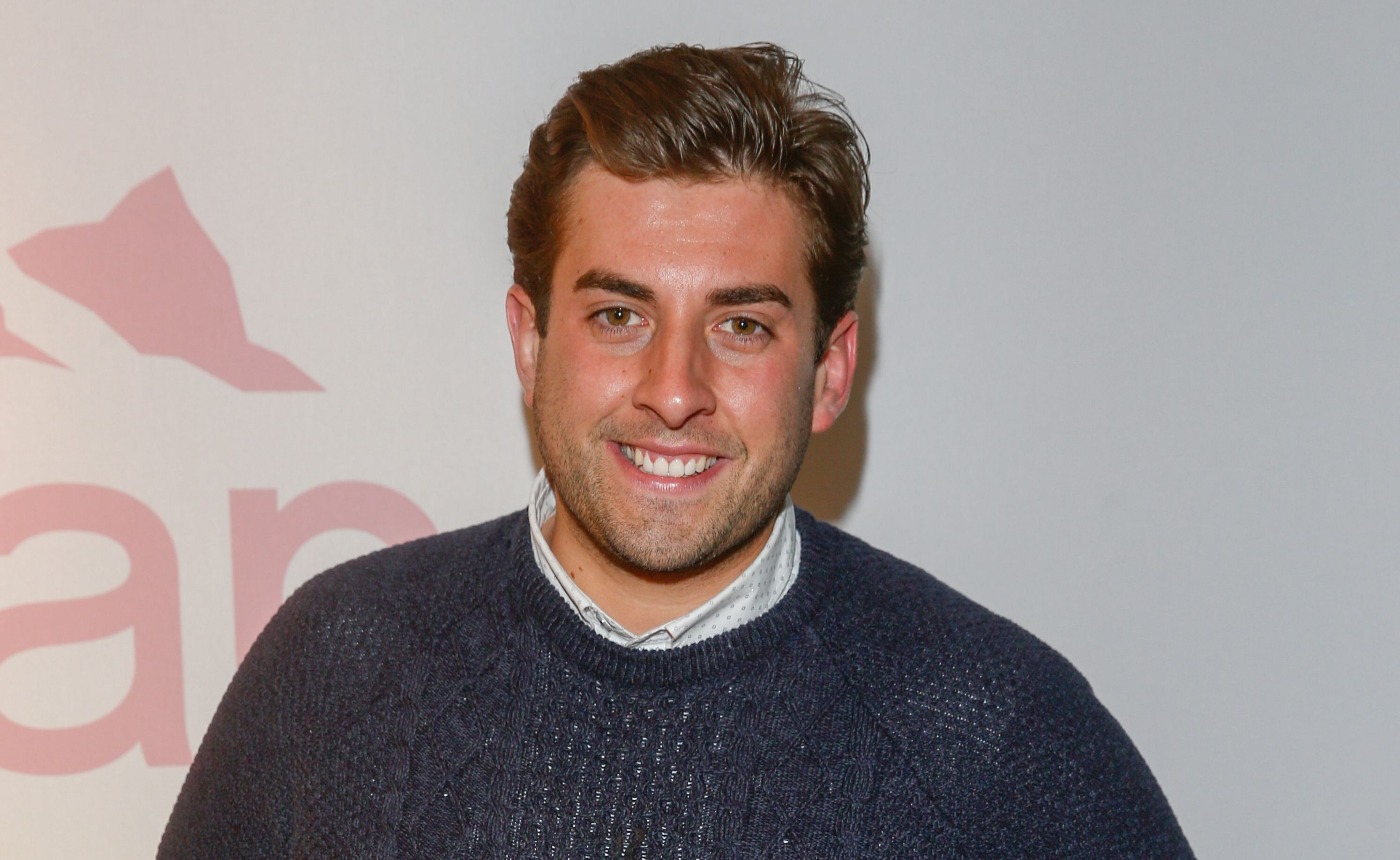 LONDON, ENGLAND - MARCH 15: James 'Arg' Argent attends the launch of Evian's new flavoured range at Liberty on March 15, 2016 in London, England. (Photo by Luca Teuchmann/Getty Images)