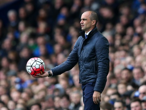 Does this mean Roberto Martinez has lost the Everton dressing room and will be sacked in the summer?