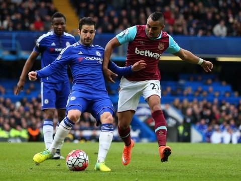 Could former Arsenal star Cesc Fabregas take over from John Terry as Chelsea captain next season?