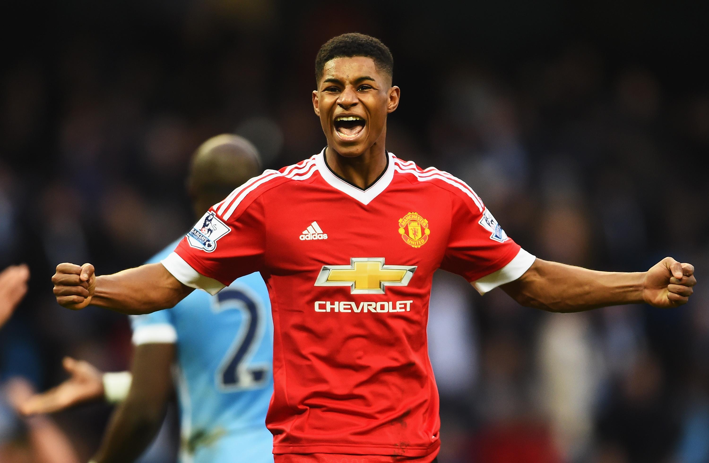 Super-agent Jorge Mendes wants to represent Manchester United striker Marcus Rashford