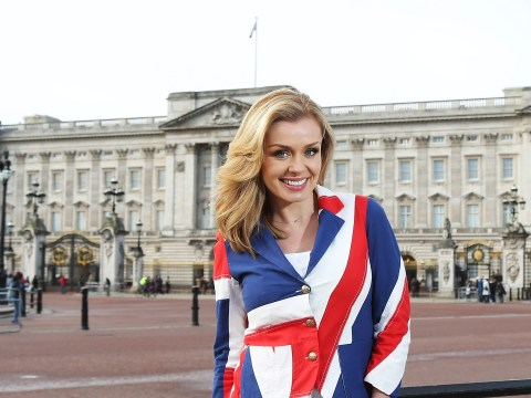 Katherine Jenkins inspired by Lily Allen to speak out about her own stalking ordeal