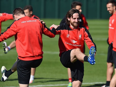 Liverpool's Joe Allen could be bound for La Liga