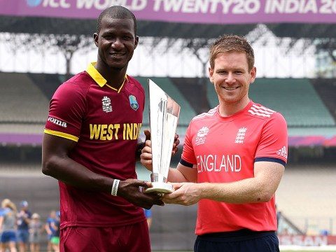 Where, when, and how to watch England v West Indies in T20 Cricket World Cup