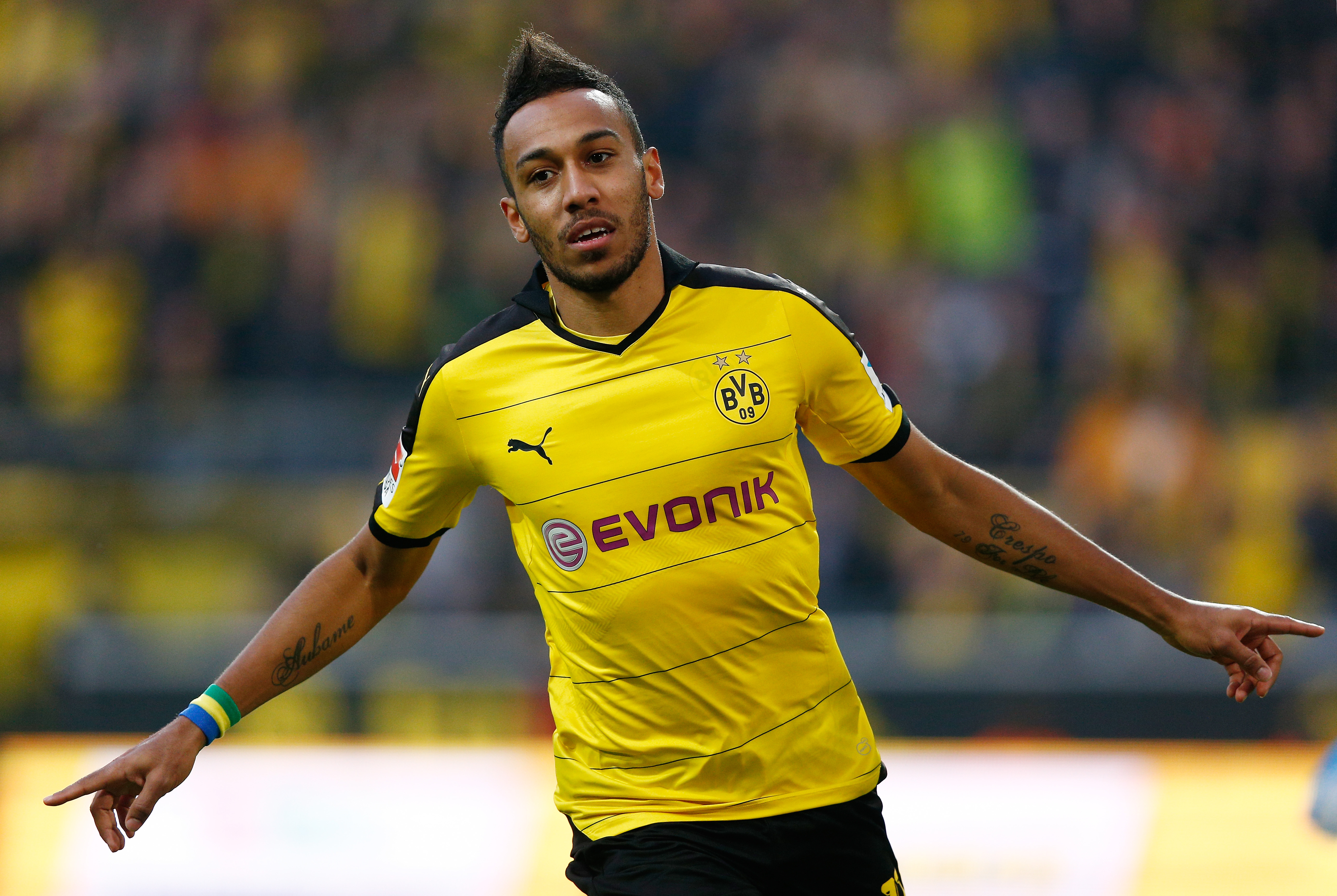 Could Manchester United sign Pierre-Emerick Aubameyang from Borussia Dortmund?