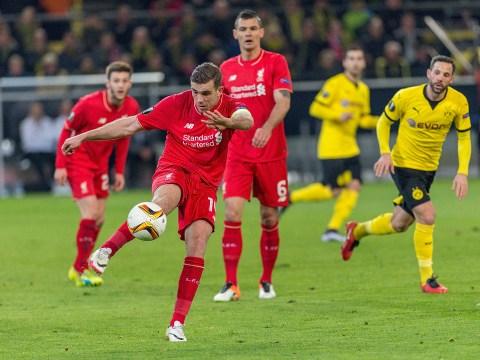 Jordan Henderson has a chance to make England Euro 2016 squad, says Liverpool boss Jurgen Klopp
