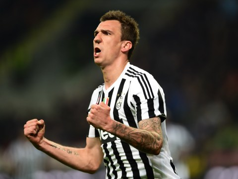 Tottenham ready to seal transfer of Juventus striker Mario Mandzukic