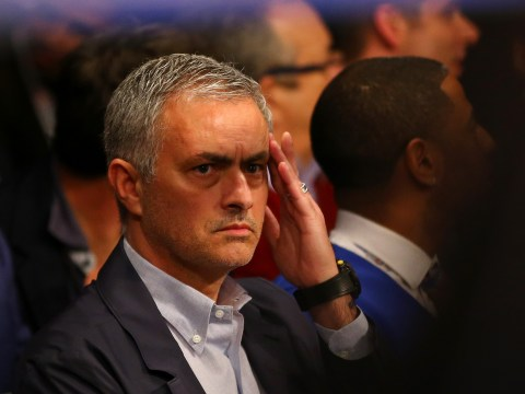 Jose Mourinho hints at Manchester United move – but no contract signed yet