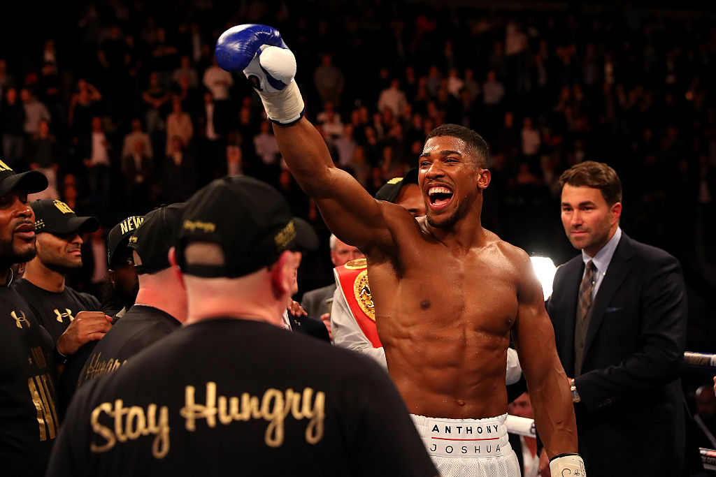 Anthony Joshua admits FIFA could have ruined his boxing career