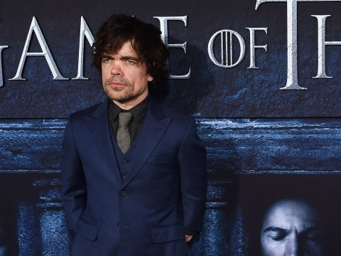 Peter Dinklage was 'scared' to film Game Of Thrones season six before the next book came out