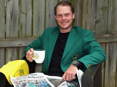 Danny Willett celebrates Masters 2016 win with all-night party followed by 9am run