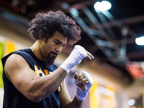 David Haye believes bout with Anthony Joshua would be biggest in British history