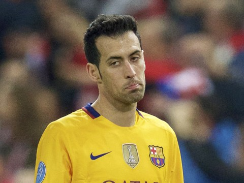 Rumour: Barcelona's Sergio Busquets wants Manchester City transfer