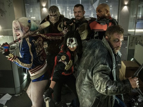 You won't have to worry about crying kids when Suicide Squad hits UK cinemas