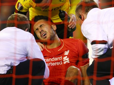 Liverpool ace Emre Can ruled out for 4-6 weeks with ruptured ankle ligaments