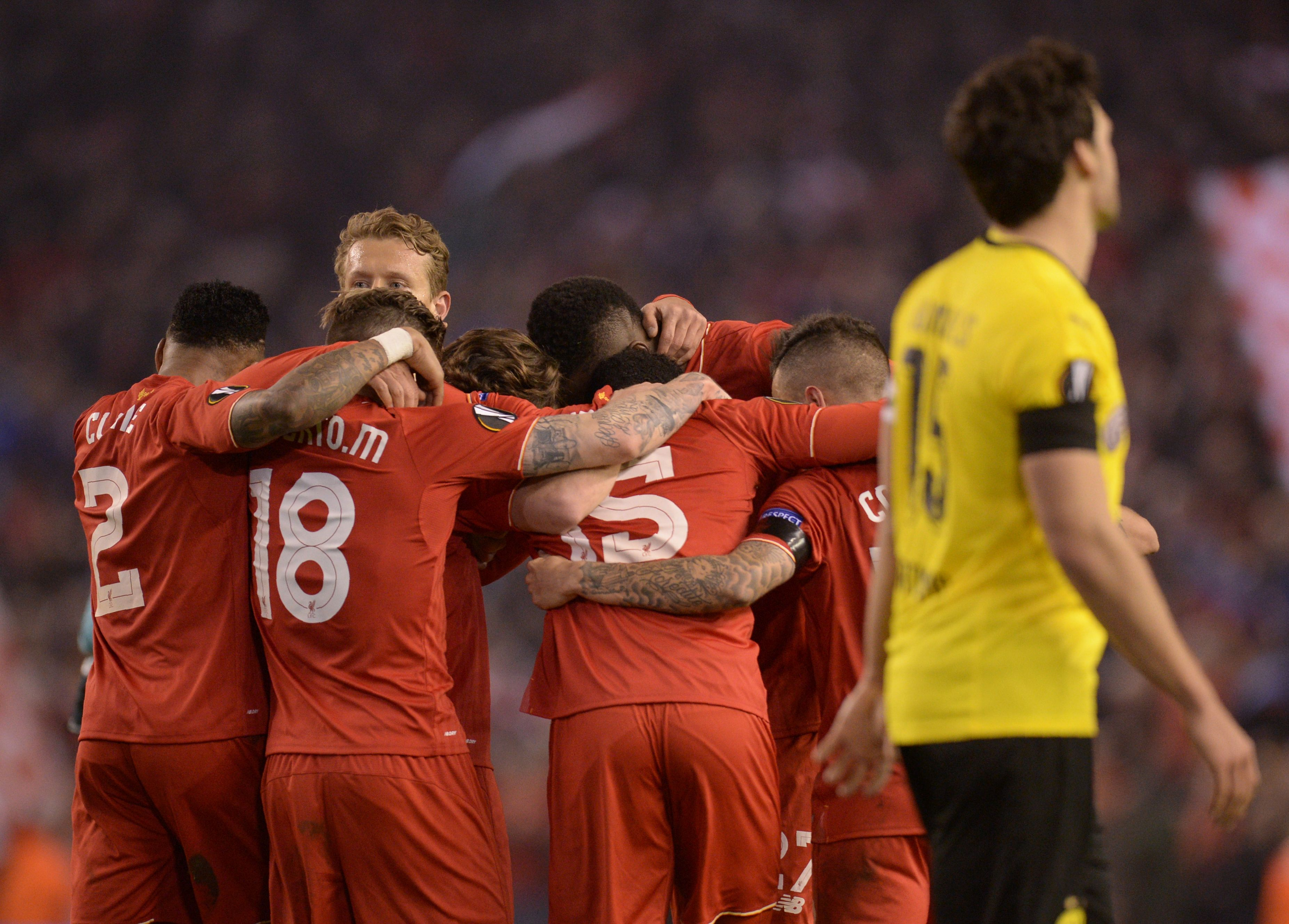 How Liverpool should line up for Europa League semi-final first leg against Villarreal