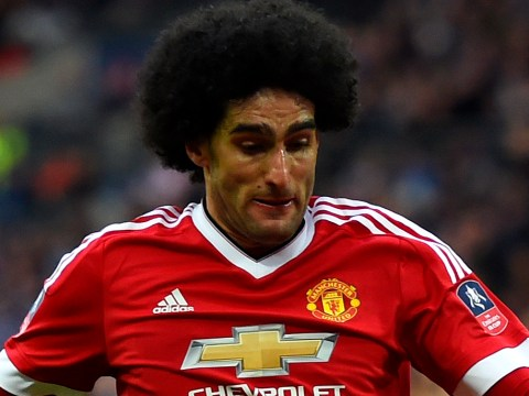 Manchester United's Marouane Fellaini would consider Roma transfer, agent confirms